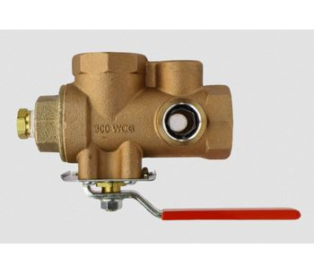 AGF - Model TESTanDRAIN 2500 Threaded - Without Pressure Relief Valve