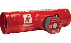 AGF - Model CORRinSITE 7700 - InLine Corrosion Monitor