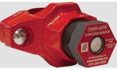 AGF - Model CORRinSITE 7800 - Mechanical Tee Corrosion Monitor