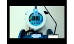 Euromag Flow Meter | Data Extraction with MC 608 Converter Video
