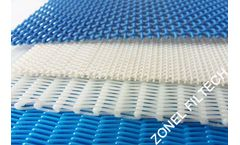 ZONEL FILTECH - Model PET - Monofilament Belt/Net