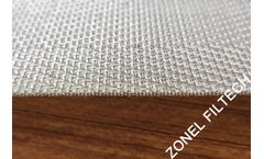 ZONEL FILTECH - Model DLW - Belt / Double Layers Weaving Belt