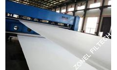 ZONEL FILTECH - Nonwoven Filter Belt