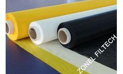 ZONEL FILTECH - PET Bolting Cloth/PET Screen Mesh/PET Printing Mesh/PET Filter Mesh