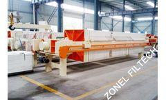 ZONEL FILTECH - Filter Press
