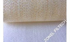 ZONEL FILTECH - Acylic Needle Felt and Filter Bag for Dust Collector Systems
