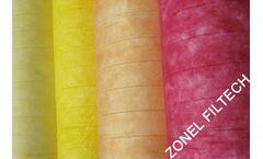 ZONEL FILTECH - Medium Efficiency Pocket Air Filter