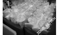 Zonel Filtech - Absolute Rated Filter Bag / Absolute Efficiency Filter Bag