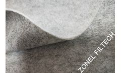 Zonel Filtech - Anti-Static Needle Felt Filter Cloth/ Anti-Static Dust Filter Bags