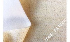 Zonel Filtech - Acrylic Needle Felt Filter Cloth/PAN Needle Felt