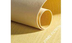 Zonel Filtech - Aramid Needle Felt Filter Cloth/ Nomex Filter Cloth