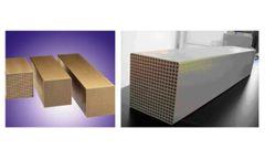 Vanadium and Titanium Honeycomb Denitrification Catalyst