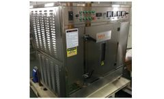 MAX - Microwave Batch Oven Machine