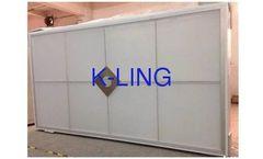 K-Ling - Model KEL-LFC1 - Certification Laminar Flow Ceiling for Hospital Operating Room