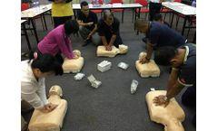 CERT ACADEMY - First Aid Training