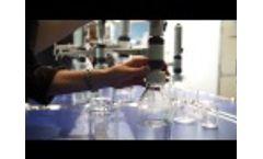 Achema 2015: Produktvideo WITEG Labortechnik GmbH - Labmax Premium Video
