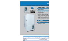 UniFreeze - Model WUF-25- 25 Liter -86°C - Freezer Brochure
