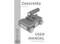 Concretto - Lightweight Portable and Sturdy Wall Penetrating Radar (WPR)  Manual