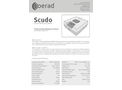 Scudo - Ground Penetrating Radar (GPR) Technical Specifications Brochure