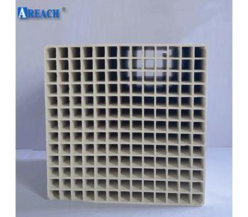 AREACH - Model 13*13 Cells - Cordierite Blocks