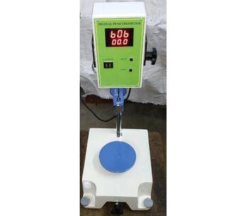 Sunshine Scientific Equipments - Model SSE - Penetrometer Apparatus