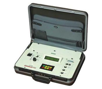 Sunshine Scientific Equipments - Model SSE - Water And Soil Analysis Kit