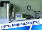 Sunshine Scientific Equipments - Model sse - Bomb Calorimeter