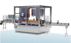 Serac - Model RB - Electronic Weigh Filler-Capper Machine