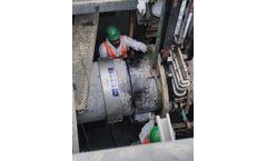 Leak repair | HERMETICA repair clamp