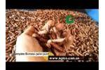 Complete pellet plant for large scale pellets making Video