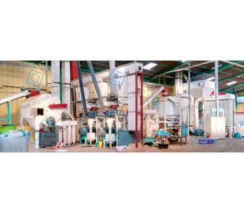 AGICO - Complete Pellet Plant
