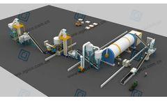 AGICO - Briquetting Plant