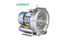 LUOMEI - Model 2LM510-H36 - 2.2KW 3HP High Pressure Air Blower