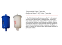 Disposable Filter Capsules Dispos-a-Filter PES Filter Capsules - Brochure