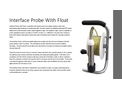 Interface Probe With Float - Brochure
