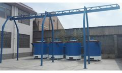 Safe, sustainable and economical treatment of process water