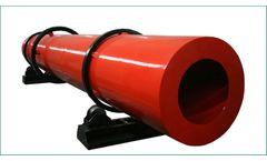 Azeus - Large Wood Dryer-Drum Type