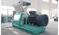 Azeus - Model SDH-ZW60B - Wide Chamber Feed Hammer Mill
