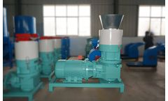 Azeus - Electric Poultry Feed Pellet Mill