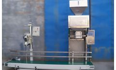 Azeus - Feed Pellet Packing Machine