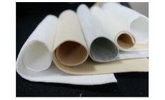 Fibreglass with PTFE Membrane Filter Cloth