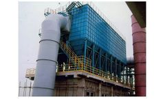 Model FMQD - Air Cleaning Pulse Dust Collector