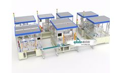 Automated Manufacturing Line Science Popularization