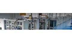 National Distribution of Industrial Robot System Integrators