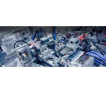 Application of Industrial Robot Integration