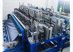 Yiheda - Curtain Automatic Cutting and Packing Machine