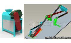 Small Roller Granulator NPK Compound Fertilizer Production Process