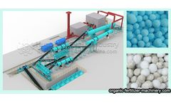 Main Granulating Methods of NPK Compound Fertilizer Production