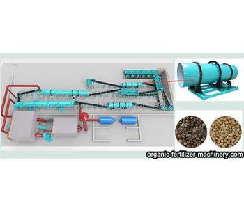 Advantages of compound fertilizer equipment in processing special fertilizer