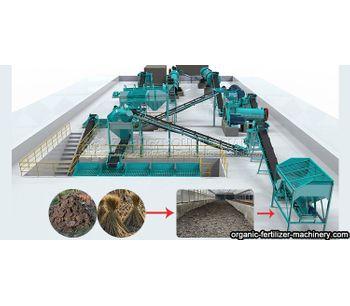 Function characteristics of cow manure organic fertilizer production equipment